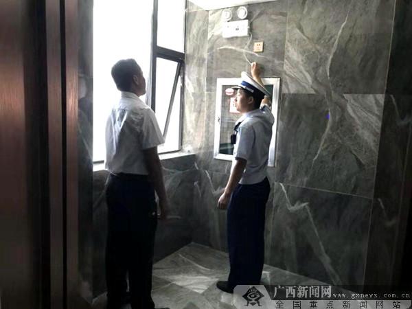 桂林消防查5800家单位 发现隐患9800处10家被通报