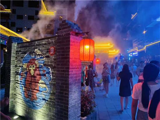 """""""夜经济""""在广西大化瑶族自治县的实践与发展"""