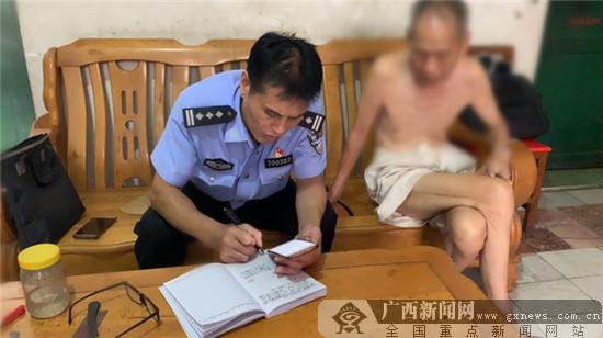 """""""云剑""""行动 百色右江警方成功抓获15名在逃人员"""