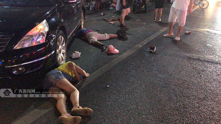 最新通报|南宁东葛葛村路口车祸肇事司机确认醉驾