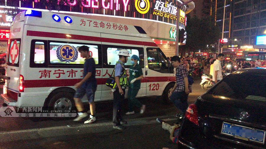 最新通报 南宁东葛葛村路口车祸肇事司机确认醉驾