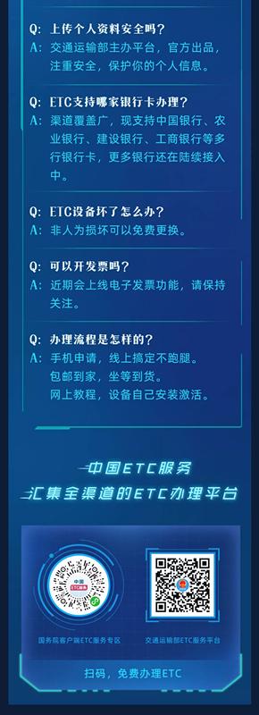 中國ETC服務平臺正式上線運營