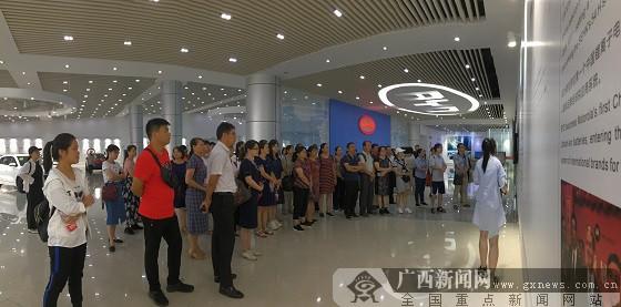 南宁四职校骨干教师专业素养提升高级研修班结束