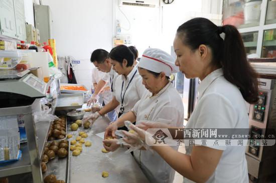 南方电网超高压公司南宁监控中心开展工会活动
