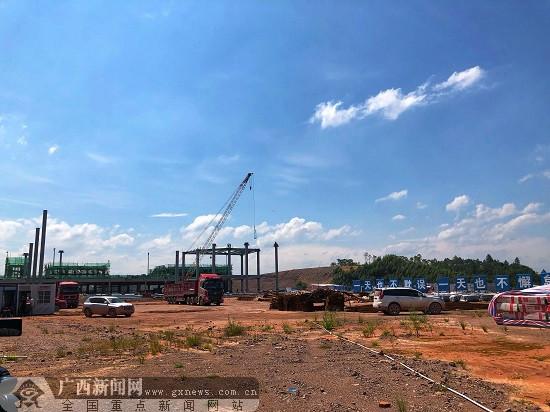 70华章·奋进新征程:聚焦玉林福绵机场建设进展