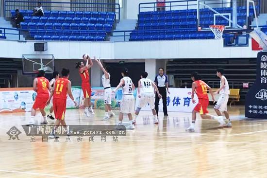 广西女篮将角逐全国U21青年女子篮球锦标赛排位赛