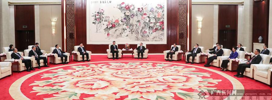 2019年泛珠三角区域合作行政首长联席会议在南宁召开
