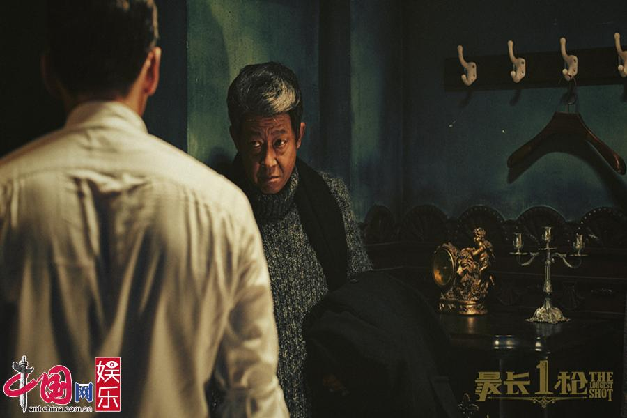 """《最长一枪》今日上映 王志文领衔""""神仙""""演技团"""