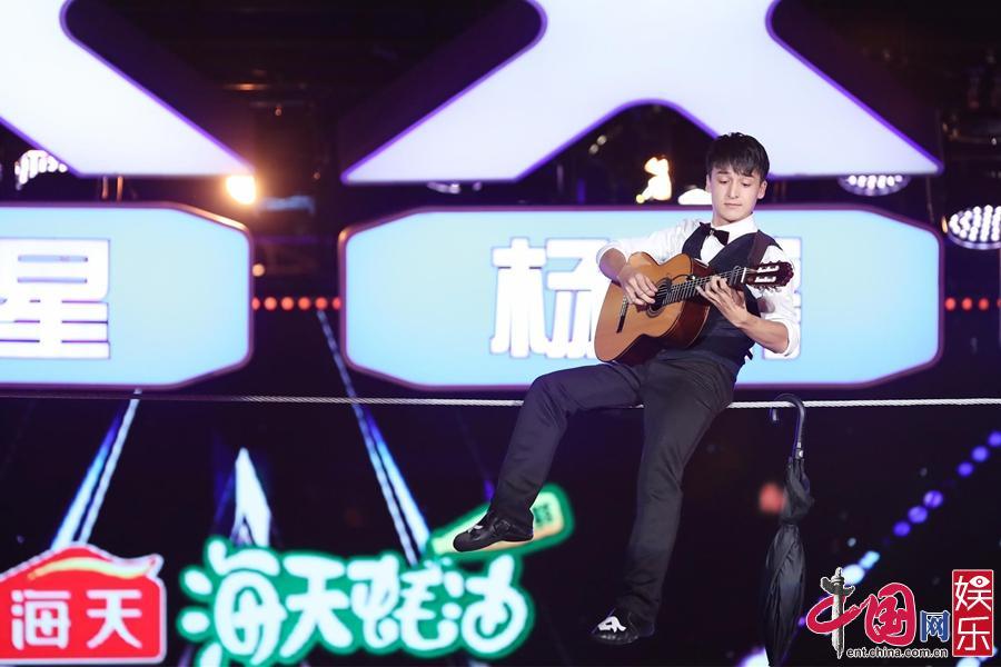 《中国达人秀》沈腾感慨:莫让文化遗产变文化遗憾