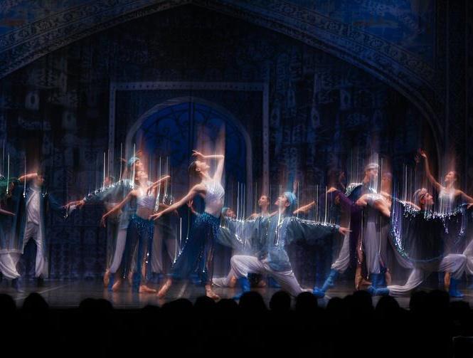 芭蕾舞剧《马可・波罗》惊艳布鲁塞尔