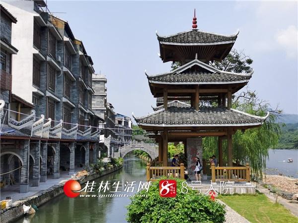 国庆不想出远门?桂林这个地方免费向游客开放