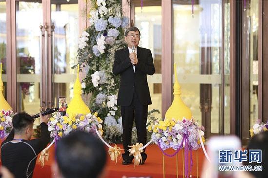 湄公河景兰大酒店开业 打造西双版纳文旅新地标