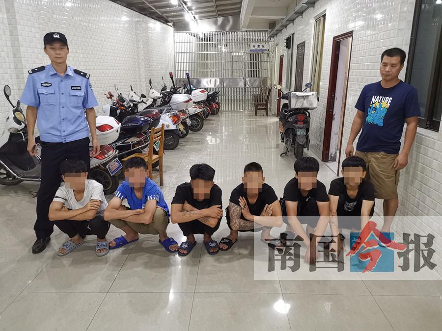 """晒赃物竟成""""网红""""?柳州市民不懈追踪调查电瓶窃贼"""