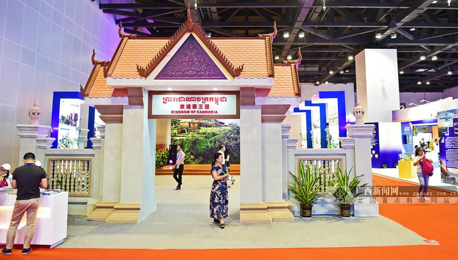 """高清:第16届中国-东盟博览会""""魅力之城""""巡礼"""