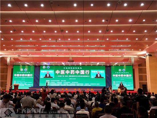 2019年广西(玉林)中医药健康文化主题活动举行