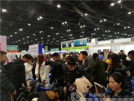 """今年广西-东盟大健康产业博览会魅力凸显""""多点开花"""""""