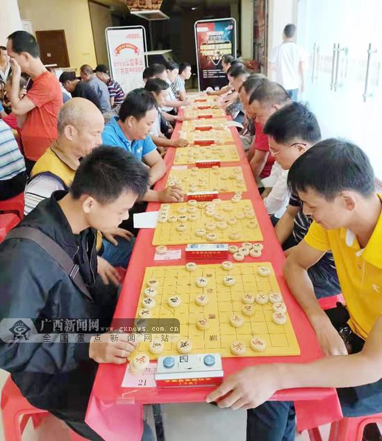 """体彩全国象棋""""民间棋王""""广西决赛将10月13日举行"""