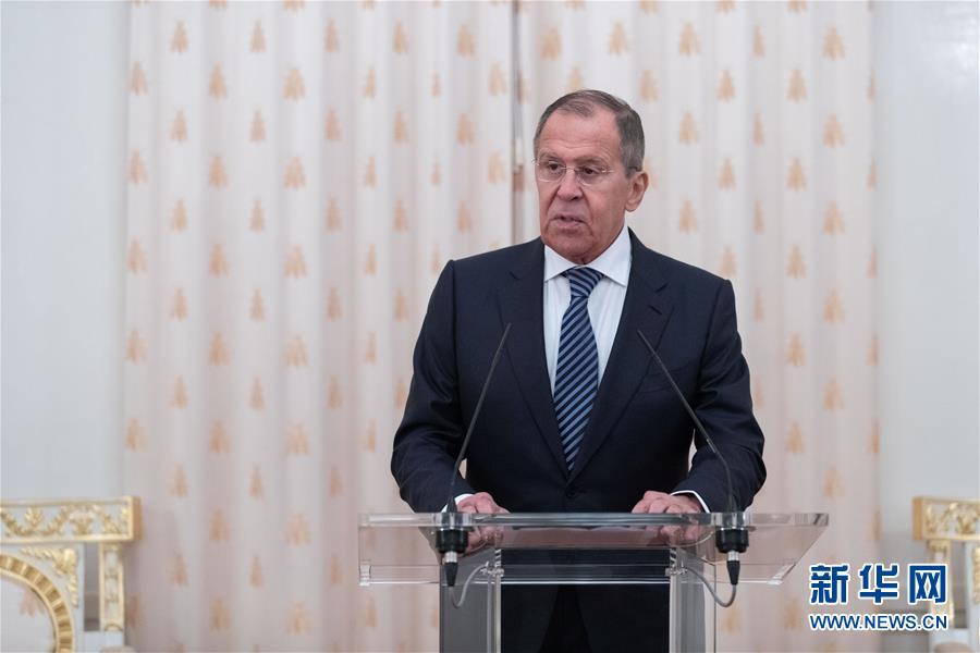纪念中俄建交70周年档案文献展在莫斯科开幕