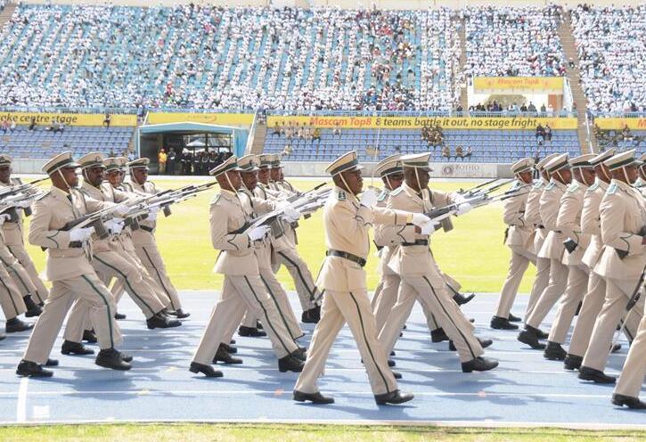 博茨瓦纳庆祝独立日