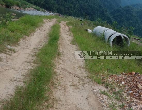 【问政广西】水口镇至苍梧六堡通乡公路的林村段什么时候能通?部门回应