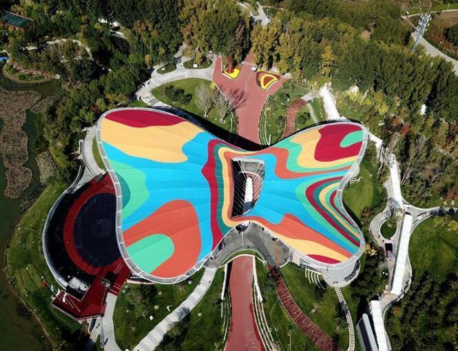 2019年中国北京世界园艺博览会将于9日闭幕