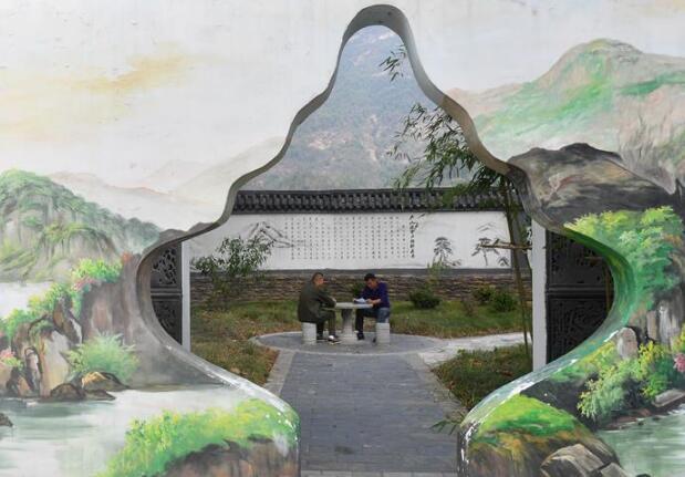 江西庐山:打造美丽乡村 提升百姓人居环境