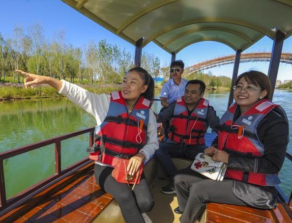 河北霸州:��牛河综合治理见成效