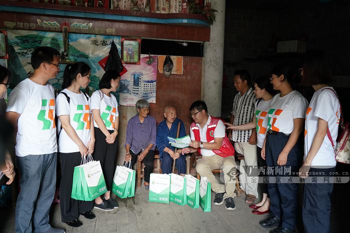 广西医科大学第二附属医院健康扶贫活动走进马山