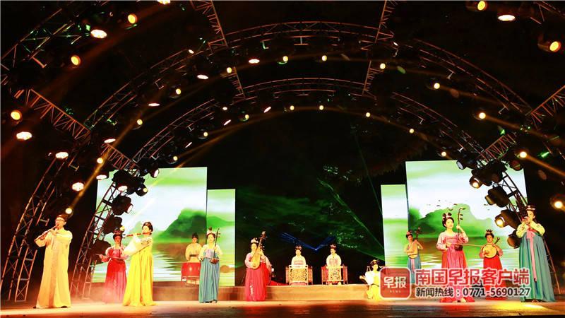 新时尚、新魅力!第九届桂林国际山水文化旅游节拉开帷幕