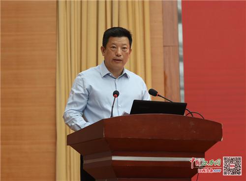 """第四届""""共青团与青年发展论""""在江西南昌举行"""
