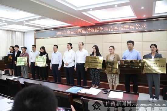 广西公布2019年自治区级创业孵化示范基地
