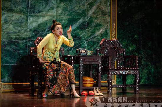 2019南寧青秀·新青年戲劇節開幕(圖)