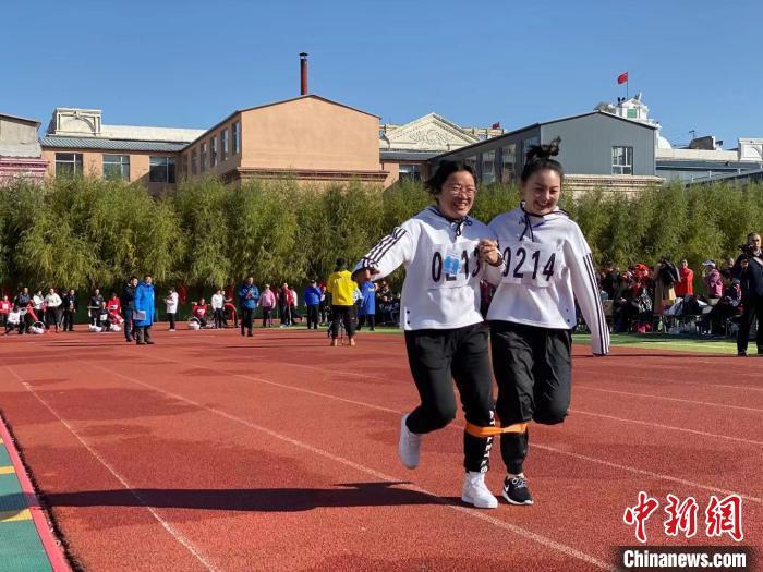 黑龙江首届农民体育健身大赛开赛