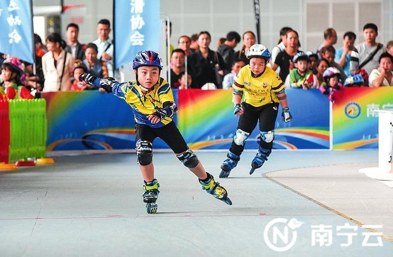 第四届南宁市社区全民健身运动会开幕(图)