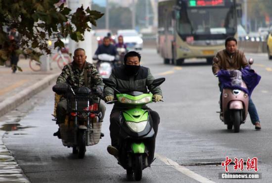 拍照赚钱app:未来三天西南地区多阴雨天气 华北黄淮等地将有霾