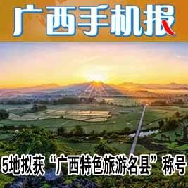 广西手机报11月6日下午版