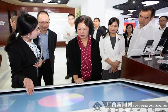 """南宁市西乡塘区推进""""数字西乡塘""""建设"""