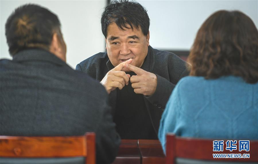 河北霸州:化解纠纷在基层