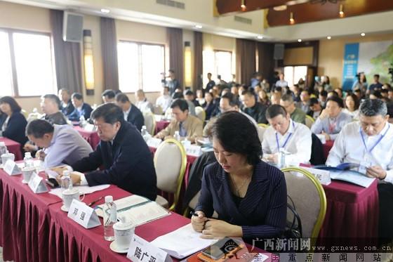 为乡村振兴赋能 首届八桂乡土论坛在美丽南方举办