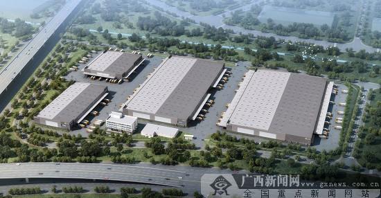 广西集中开竣工项目14个 总投资达96.53亿元