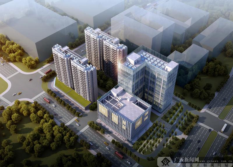 南宁·中关村科技广场工程开工建设