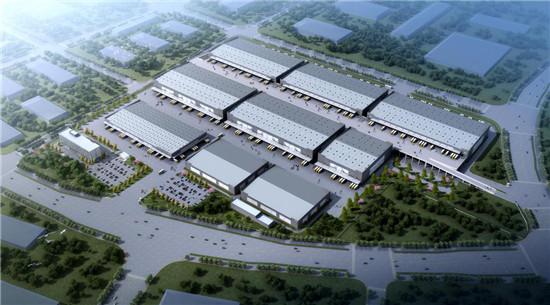 苏宁广西智慧电商产业园开工仪式隆重举行