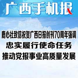 廣西手機報12月4日上午版