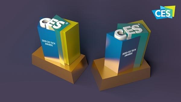 """新华网将在拉斯维加斯颁布""""2020 CES 科创奖"""""""