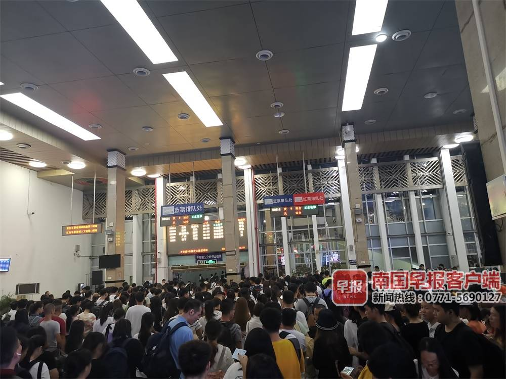 好消息!广西36个高铁站都可以刷