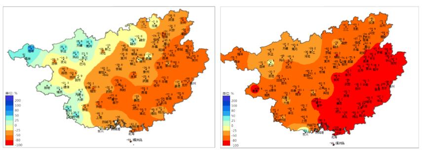 广西6市21县(市、区)出现旱灾 受灾人口超过26万