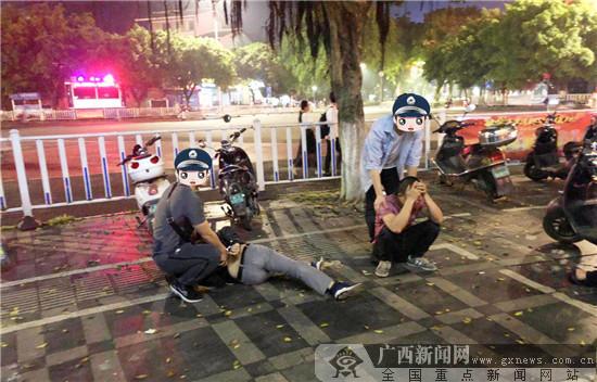 """桂林象山警方:聚力""""破小案"""""""
