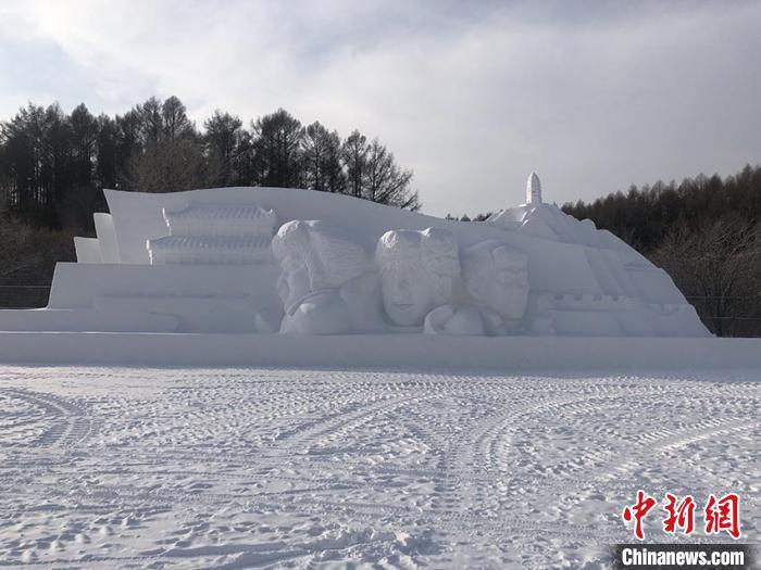 長春冰雪旅游季漸入佳境