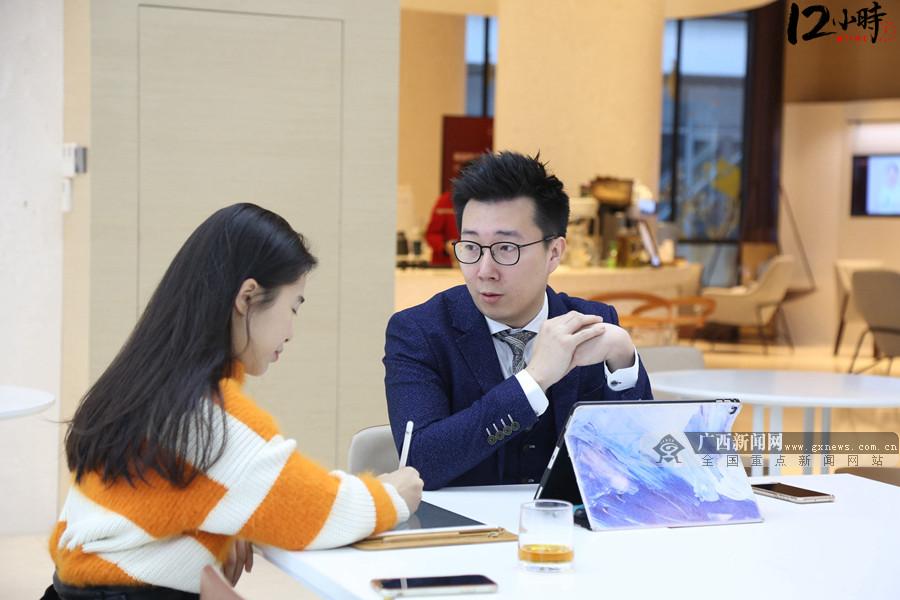 【12小时】在桂港商奋斗记:你们努力的样子真美