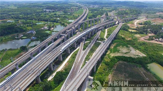 南玉铁路建设提速 即将进入全面施工建设期